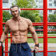 Intermediate street workout routine