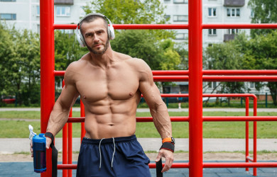 Advanced Street Workout Program