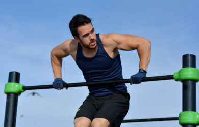 intermediate street workout program
