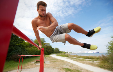 action street workout move