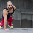 one arm push-ups street workout