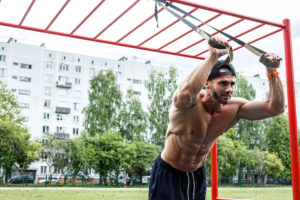 Create A Personal Street Workout Routine